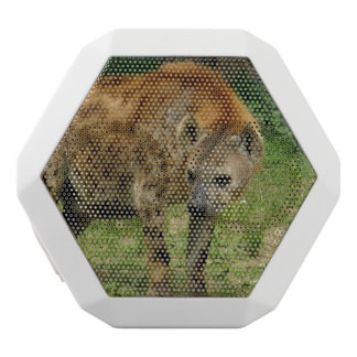 Hyena Prowl White Boombot Rex Bluetooth Speaker