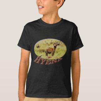 Hyena wildlife safari mens / teens t-shirts