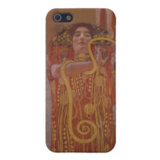 Hygeia by Gustav Klimt Cover For iPhone 5/5S