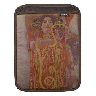 Hygeia by Gustav Klimt iPad Sleeves