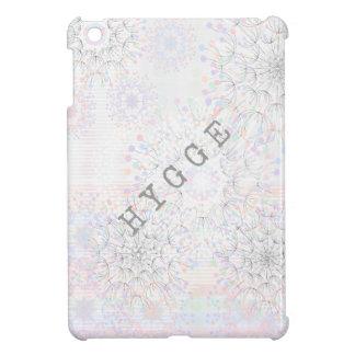 Hygge mini iPad case