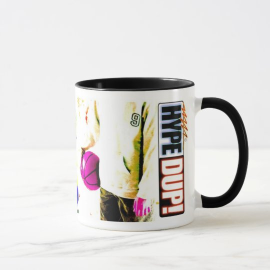 HYPE-DUP! COFFEE MUG