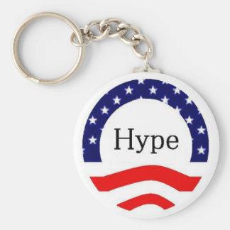 Hype keychain