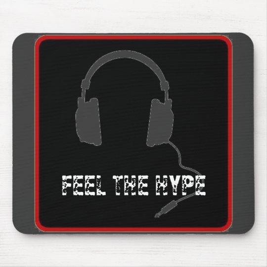 HYPE MUZIK mousepad