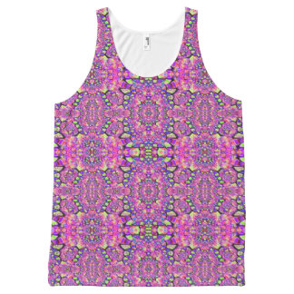 Hyper All-Over Print Tank Top
