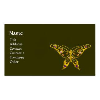 HYPER BUTTERFLY BUSINESS CARD TEMPLATE