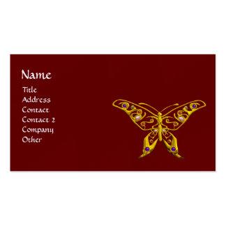 HYPER BUTTERFLY BUSINESS CARD TEMPLATES