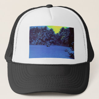 Hyper Color Winter Trucker Hat