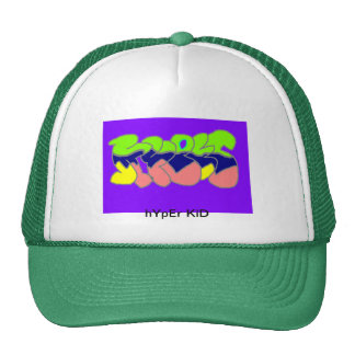 hypEr kiD Hats