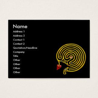 HYPER LABYRINTH BUSINESS CARD
