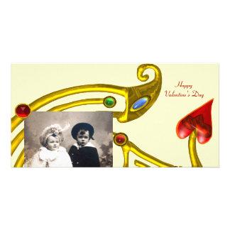 HYPER LABYRINTH detail Photo Card Template