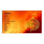HYPER LABYRINTH PACK OF STANDARD BUSINESS CARDS