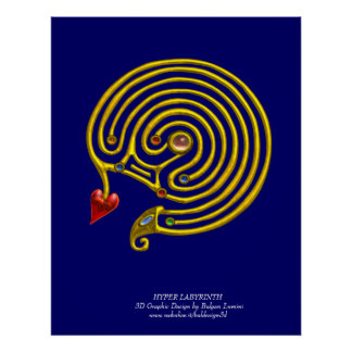 HYPER LABYRINTH POSTERS