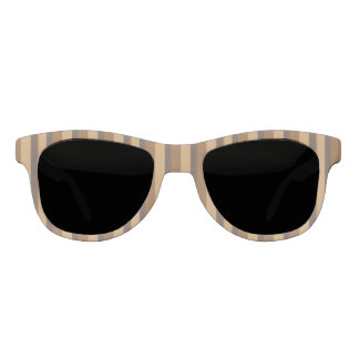 Hyper wooden brown sunglasses