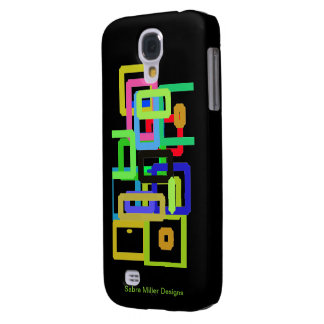 Hyperactivity II Galaxy S4 Case