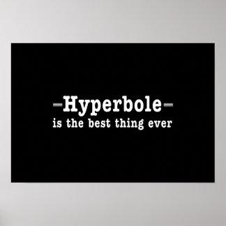 Hyperbole Print