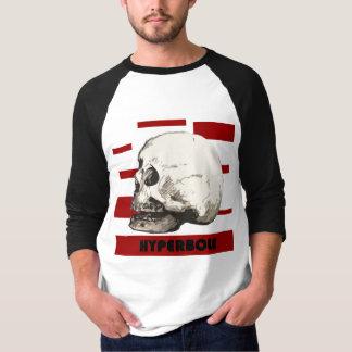 Hyperbole Skull Shirt