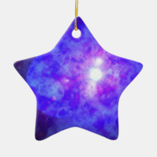 Hyperion Ceramic Star Decoration