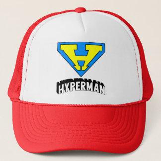 Hyperman trucker hat
