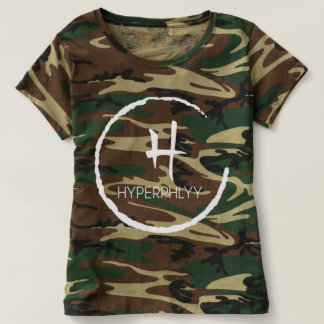 HyperPhlyy Coffee Stain T-Shirt