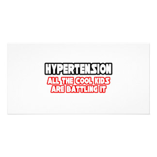 Hypertension Cool Kids Picture Card