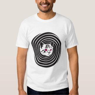 Hypno-Cat Tees