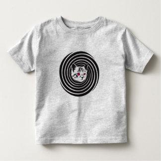 Hypno-Cat Toddler T-Shirt