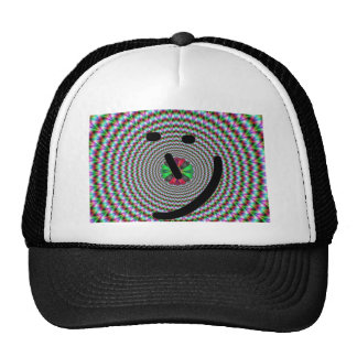 Hypno Starburst Trucker Hat