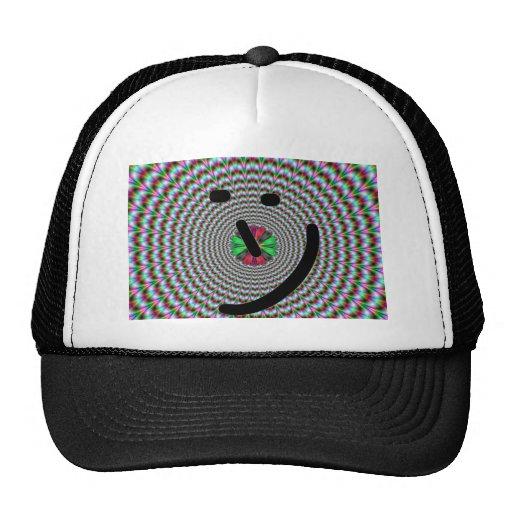 Hypno Starburst Hats