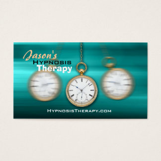 Hypnosis Business Cards