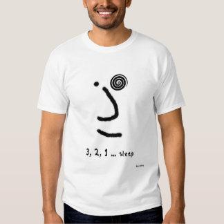 hypnosis eye tee shirt
