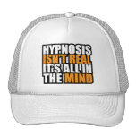 Hypnosis isn't real... It's all in the mind!