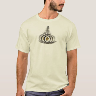 Hypnosis Spinning Clock T-shirt