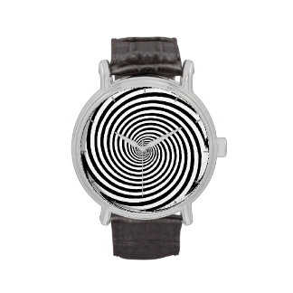 Hypnosis Wristwatch, What Time Is It?