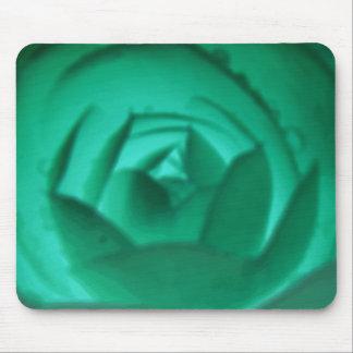 Hypnotic Camellia Flower Mousepad