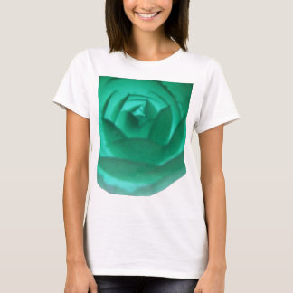 Hypnotic Camellia Flower T Shirt