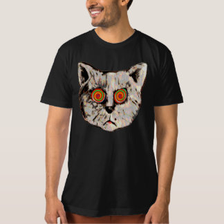 hypnotic cat eyes tees