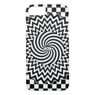 Hypnotic eye iPhone 7 case