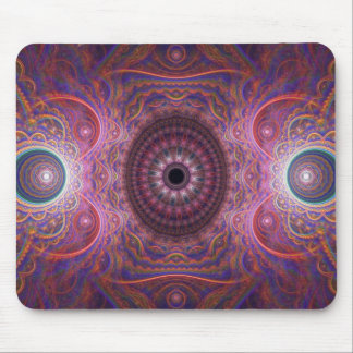 Hypnotic Fractal Design (multiple products) Mouse Pad