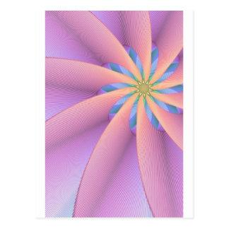 Hypnotic image 4 postcards