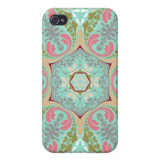 Hypnotic Inspiration 3 iPhone 4/4S Covers