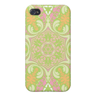Hypnotic Inspiration 7 iPhone 4/4S Cover