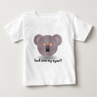 hypnotic koala bear t shirt