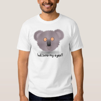 hypnotic koala bear tee shirts