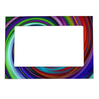 Hypnotic Magnetic Picture Frame