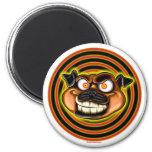 Hypnotic Pug Magnet