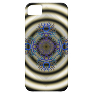 Hypnotic Rings with Pod of Life Patterns iPhone 5 Cases