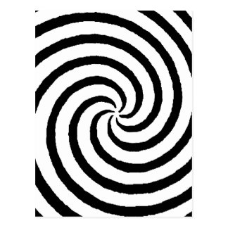 Hypnotise The MUSEUM Zazzle Gifts Postcard