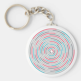 #Hypnotize Key Ring
