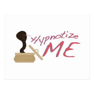 Hypnotize Me Postcard